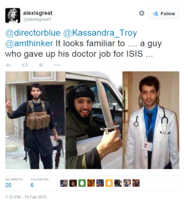 dr gave up job tojoin isis