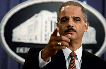 Holder Admits 'Hands Up, Don't Shoot' Claim Was Bogus