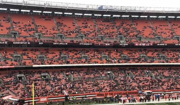 NFL HELL: Sea of Empty Seats Plague Stadiums Across League In Week 15 (PHOTOS)